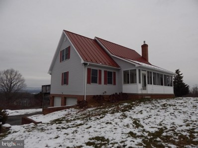3320 Highland Ridge Road, Berkeley Springs, WV 25411 - #: WVMO108620