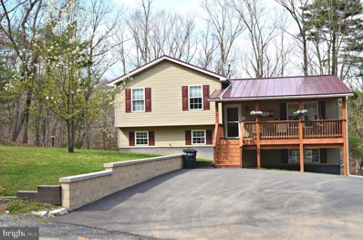 160 Colonial Drive, Berkeley Springs, WV 25411 - #: WVMO115132