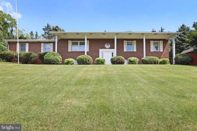 46 Green Acres Lane, Berkeley Springs, WV 25411 - #: WVMO115186