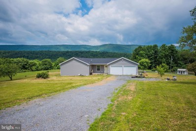 149 Apple Orchard Circle, Berkeley Springs, WV 25411 - #: WVMO115374