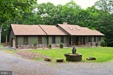 978 Sideling Mountain Trail, Great Cacapon, WV 25422 - #: WVMO115414