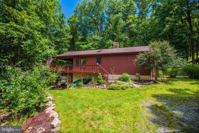 153 Seneca Ridge Road, Great Cacapon, WV 25422 - #: WVMO115612