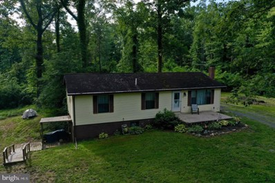 73 Quaking Aspen Lane, Hedgesville, WV 25427 - #: WVMO115718