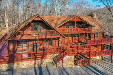 822 Iroquois Trail, Berkeley Springs, WV 25411 - #: WVMO116344