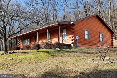 135 Gray Ridge Lane, Berkeley Springs, WV 25411 - #: WVMO116464