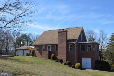 3496 Highland Ridge, Berkeley Springs, WV 25411 - #: WVMO116612