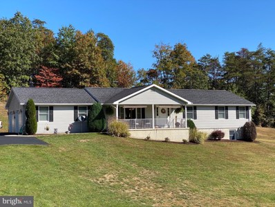 409 Ridgeview Drive, Berkeley Springs, WV 25411 - #: WVMO117540