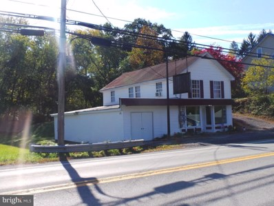801 South Washington Street, Berkeley Springs, WV 25411 - #: WVMO117626