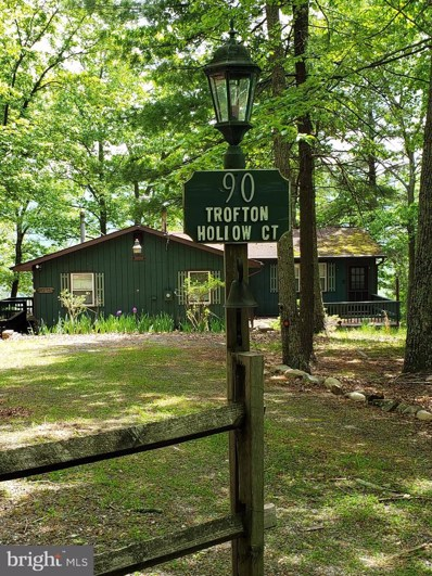 90 Trofton Hollow Ct., Great Cacapon, WV 25422 - #: WVMO118506