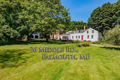 26 Middle Road, Falmouth, ME 04105 - #: 1417823