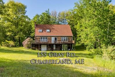 155 Gray Road, Cumberland, ME 04021 - #: 1418499