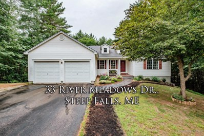 33 River Meadows Drive, Standish, ME 04085 - #: 1426371
