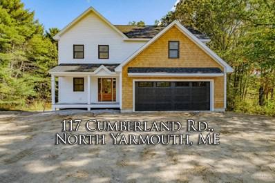 117 Cumberland Road, North Yarmouth, ME 04072 - #: 1429987