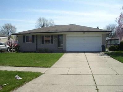 13424 Bernadette Crt, Sterling Heights, MI 48313 - MLS#: 21139762
