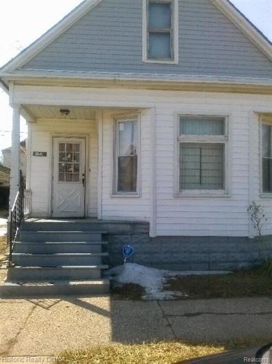 3841 Rolfs Plc, Detroit, MI 48214 - MLS#: 21240818