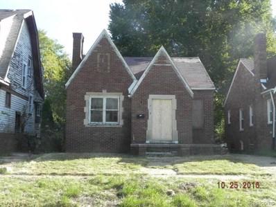 11414 Mettetal St, Detroit, MI 48227 - MLS#: 21248145