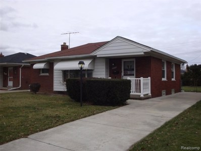 19075 Lister Ave, Eastpointe, MI 48021 - MLS#: 21261388