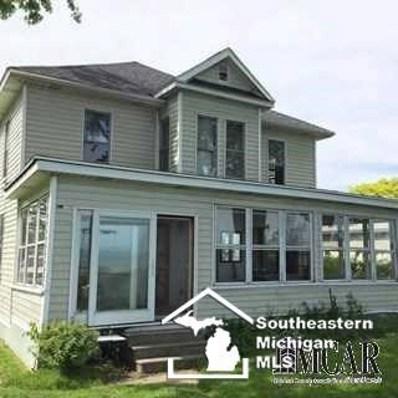 3420 Lakeshore Drive, Monroe, MI 48162 - MLS#: 21265309