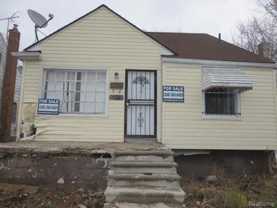 8310 Trinity, Detroit, MI 48228 - MLS#: 21279048