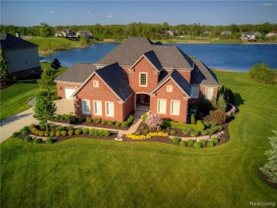 1586 Hunters Lake Crt, Milford, MI 48380 - MLS#: 21302607