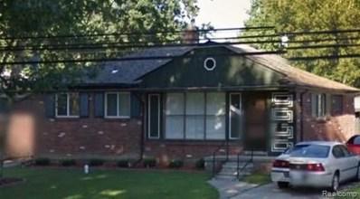 19883 Beaconsfield St, Harper Woods, MI 48225 - MLS#: 21311796