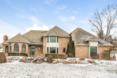 1001 Deep Valley Dr, Milford, MI 48381 - MLS#: 21347080
