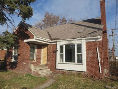 19130 Concord, Detroit, MI 48234 - MLS#: 21355238
