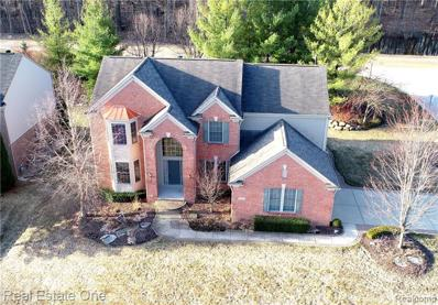 485 Amsbury Crt, Lake Orion, MI 48360 - MLS#: 21368492