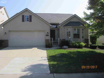 4449 Maple Creek, Grand Blanc, MI 48439 - MLS#: 21371519
