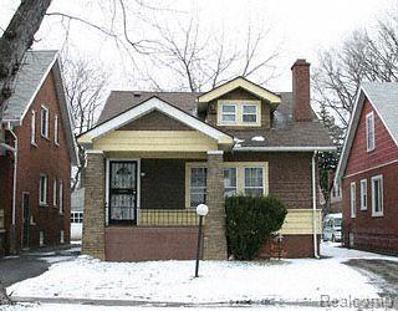 9208 Manor St, Detroit, MI 48204 - MLS#: 21375013