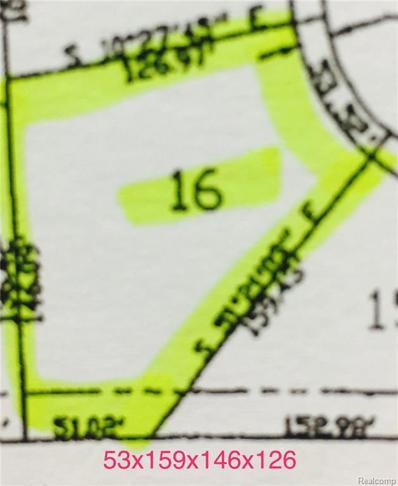 3123 Spruce Dr, Port Huron, MI 48060 - MLS#: 21375939