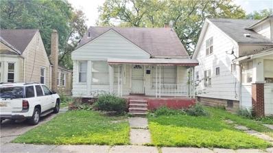 18947 Riverview St, Detroit, MI 48219 - MLS#: 21378520