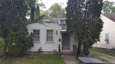 18637 Riverview St, Detroit, MI 48219 - MLS#: 21378745