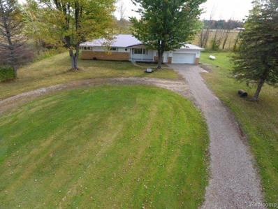 11956 Washburn Rd, Columbiaville, MI 48421 - MLS#: 21379497