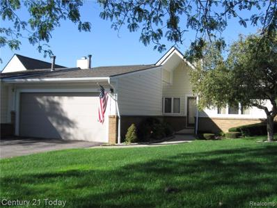 35170 Hillside Dr UNIT 4 26, Farmington Hills, MI 48335 - MLS#: 21380686