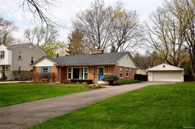 32463 Sheridan, Franklin, MI 48025 - MLS#: 21397727