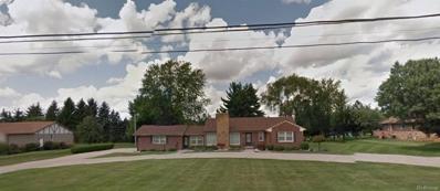 37179 Moravian Dr, Clinton Township, MI 48036 - MLS#: 21398483
