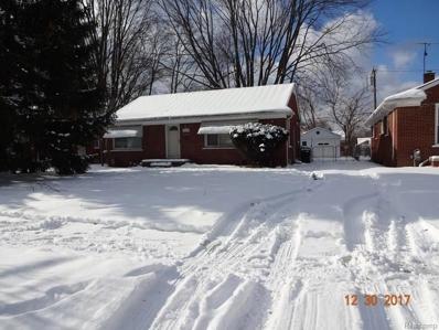 19501 Redfern St, Detroit, MI 48219 - MLS#: 21400240