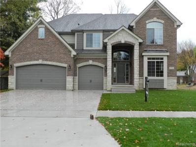 2701 Brooke View Lane, Troy, MI 48085 - MLS#: 21402564