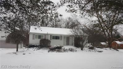 712 Knibbe Rd, Lake Orion, MI 48362 - MLS#: 21403515