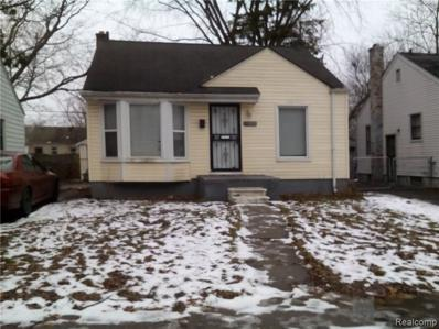18427 Braile, Detroit, MI 48219 - MLS#: 21404316