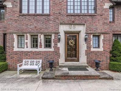 854 Edgemont Park, Grosse Pointe Park, MI 48230 - MLS#: 21405071