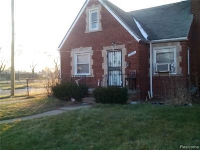 18601 Waltham, Detroit, MI 48205 - MLS#: 21405463