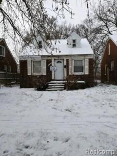 9911 Rutland St, Detroit, MI 48227 - MLS#: 21405592