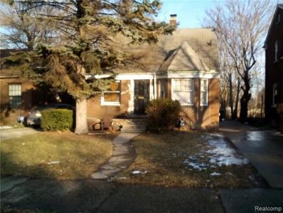 17843 Bradford, Detroit, MI 48205 - MLS#: 21405673