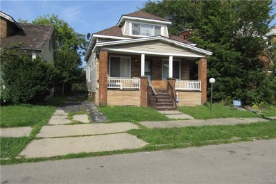 7851 Helen St, Detroit, MI 48211 - MLS#: 21408132