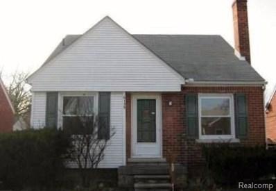 6159 Lodewyck St, Detroit, MI 48224 - MLS#: 21409441