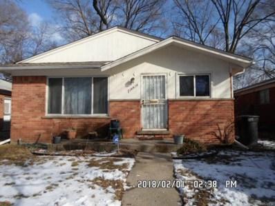 19978 Meyers Rd, Detroit, MI 48235 - MLS#: 21410624