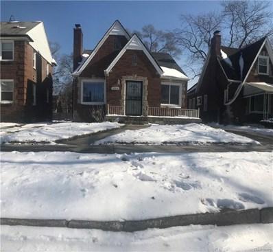 16910 Manor St, Detroit, MI 48221 - MLS#: 21410980