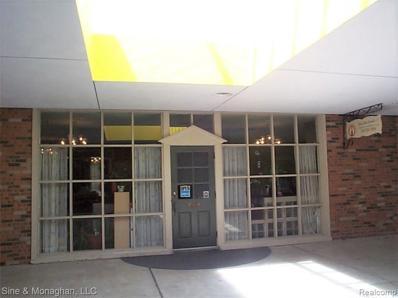 201 N Riverside Ave UNIT B5, Saint Clair, MI 48079 - MLS#: 21412113